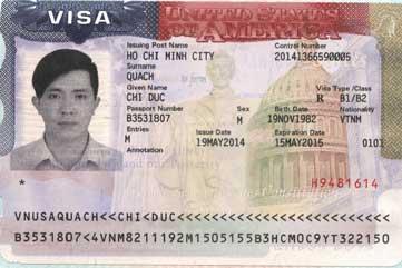 xin visa tham than my co kho khong