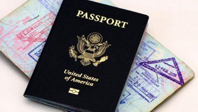 quy trinh xin visa tham than My