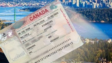 quy trình xin visa thăm thân Canada