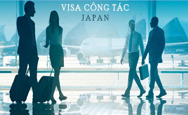 quy trinh xin visa cong tac Nhat Ban