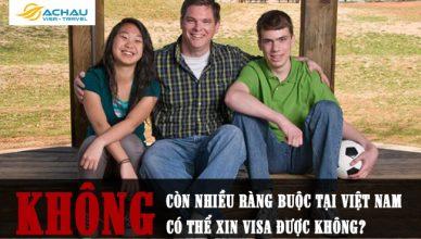 Xin visa du lịch Úc có được không khi không còn nhiều ràng buộc tại Việt Nam?