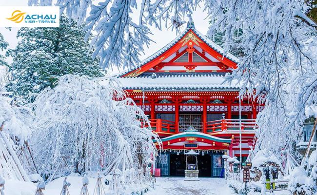6 cảnh đẹp ở Nhật Bản nhất định bạn phải đến