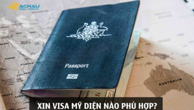 Xin visa Mỹ theo diện nào nếu vừa đi hội nghị vừa đi công tác?