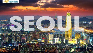 10 điều nhất định bạn phải làm khi tới Seoul