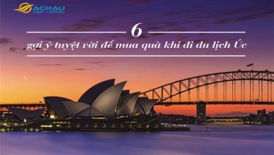 6 món quà đặc biệt bạn nên mua về khi đến Úc