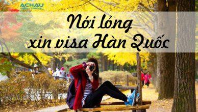 Visa Hàn Quốc được nới lỏng, niềm vui cho công dân Việt Nam