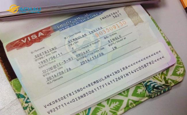 1. Visa Hàn Quốc được nới lỏng, niềm vui cho công dân Việt Nam