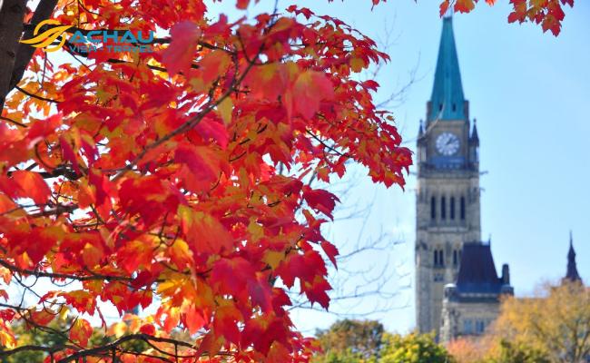 Du lịch Canada mùa thu ngắm thiên đường hạ giới 4