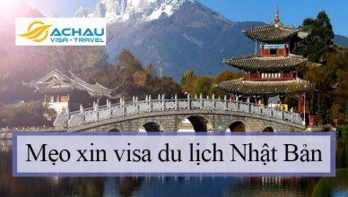 Mách bạn kinh nghiệm xin visa du lịch Nhật Bản dễ dàng nhất