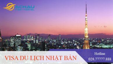 Hướng dẫn thủ tục nhập cảnh và thông tin visa du lịch Nhật Bản