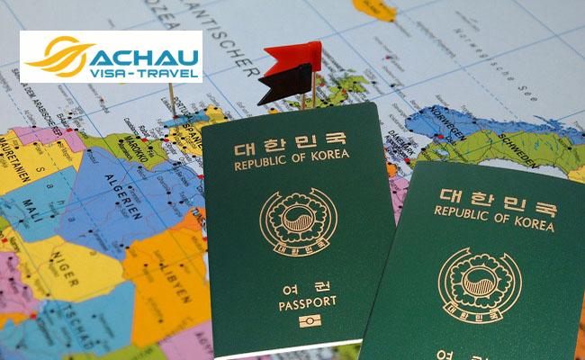 Tất tần tật thông tin về visa du lịch Hàn Quốc mới nhất2