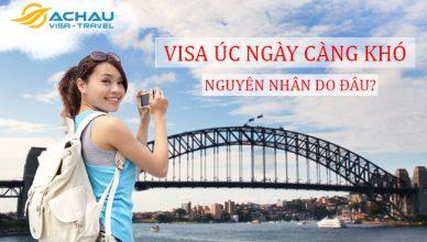 Xét duyệt hồ sơ visa Úc ngày càng khó, nguyên nhân do đâu?