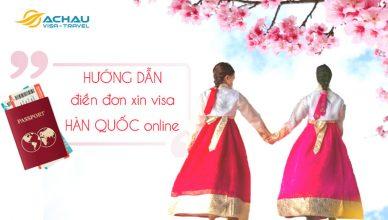 Visa Hàn Quốc online