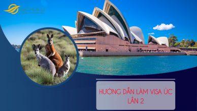 Hướng dẫn làm visa Úc lần 2