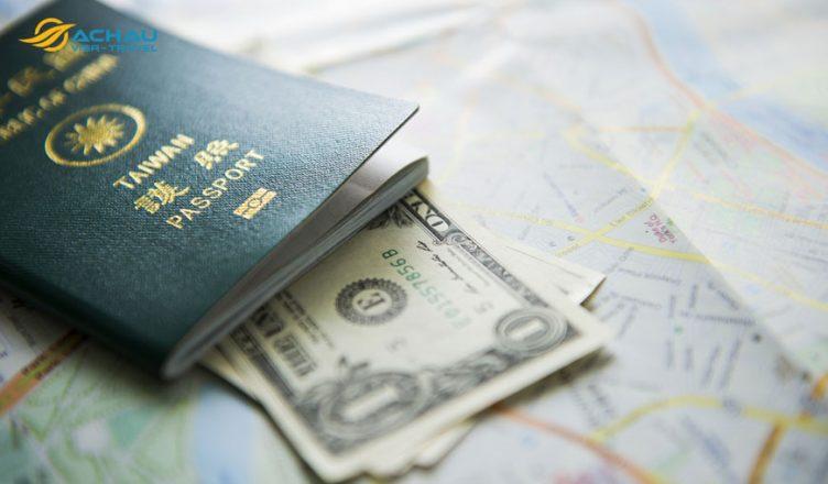 Hướng dẫn chứng minh tài chính xin visa du lịch Đài Loan