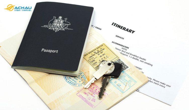 Hướng dẫn xin visa công tác Úc