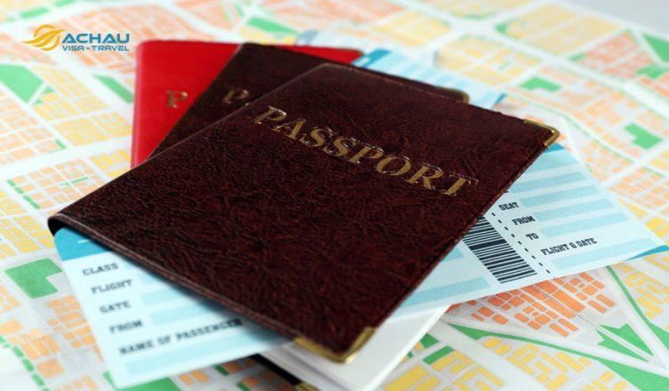 Xin visa du lịch Đài Loan cho trẻ em