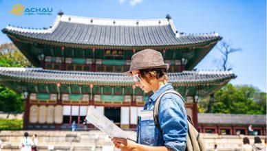 Xin visa du lịch Hàn Quốc mùa cao điểm