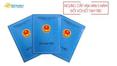 Nhưng cấp visa Hàn Quốc 5 năm